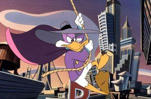 Darkwing Duck.