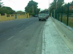 HTVC: Aparcament lliure i mal aparcats