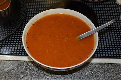 tomato soup Oct 13