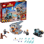 LEGO Marvel Super Heroes 76102 Thor's Weapon (223 Pieces) Building Kit