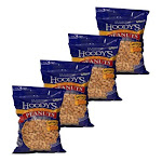 Hoodys In-Shell Peanuts Roasted Unsalted 4 Pack