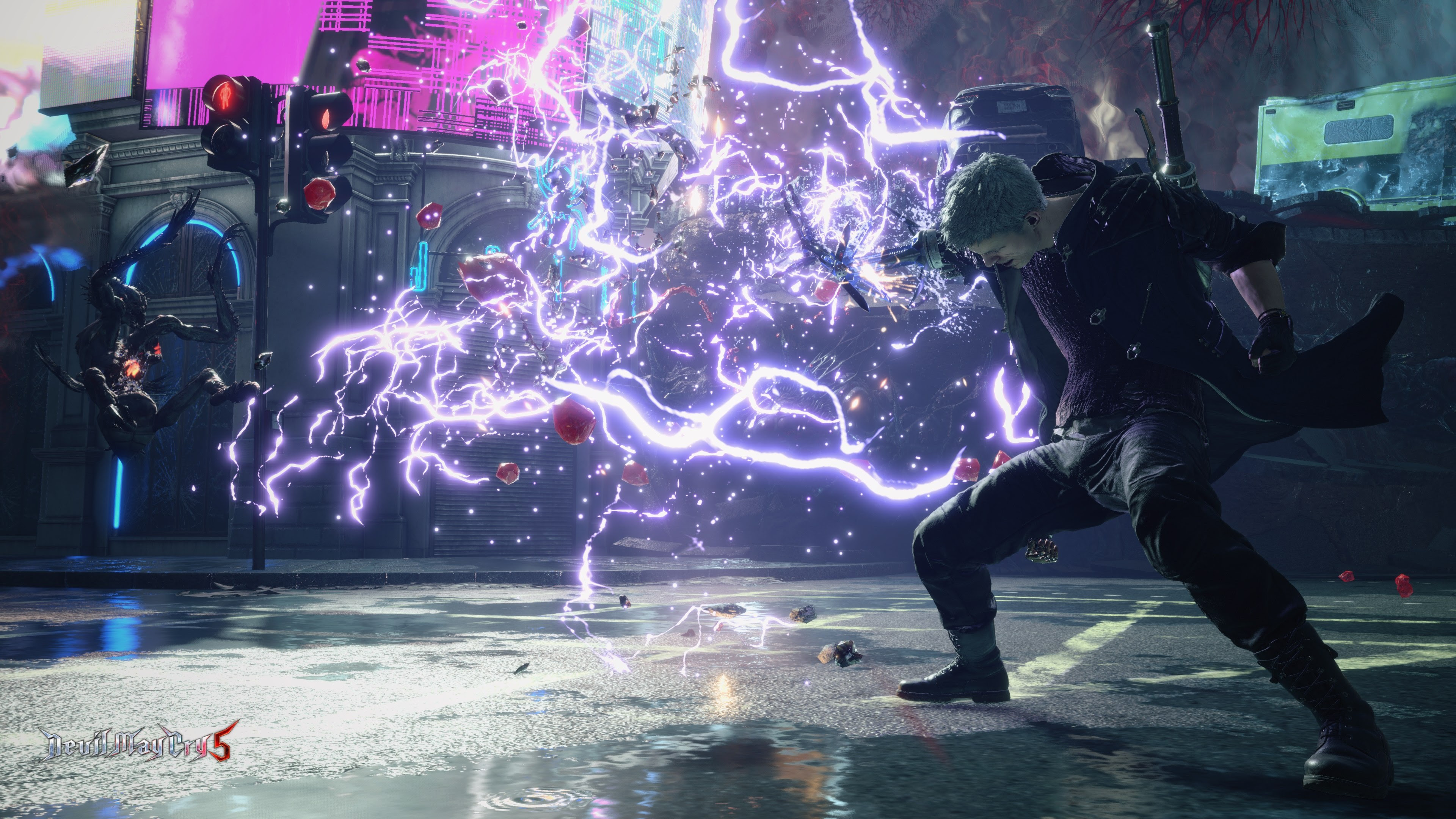 Devil May Cry 5 High Definition Wallpaper 44915 Baltana