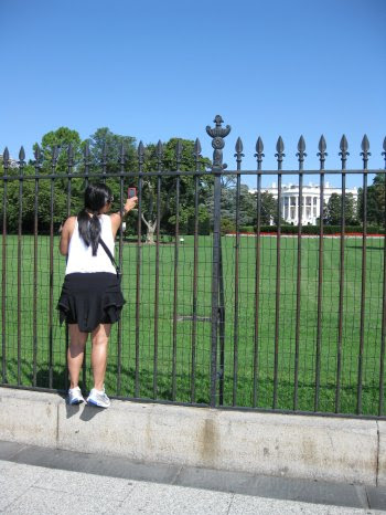 White House Fence #11 350 px