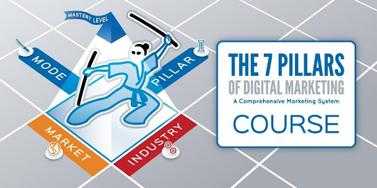 7 PILLARS OF DIGITAL MARKETING COURSE One Day Intensive Marketing Bootcamp (8 Hours)