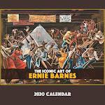 Barnes Iconic Art 2020 Wall Calendar