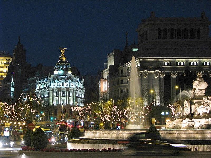 برنامج سياحي مدريد