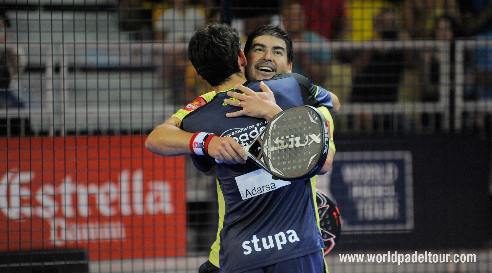 Segunda victoria consecutiva para Stupaczuk y Gutiérrez