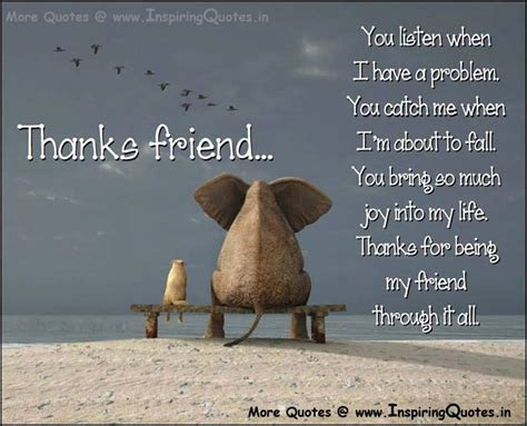 Being Thankful For Your Best Friend Quotes