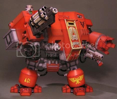 photo WARHAMMER 40K SPACE MARINE DREADNOUGHT paper model via papermau.003_zps90oycx1t.jpg
