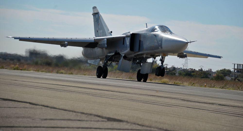 Hình ảnh Giới chức Thổ Nhĩ Kỳ: Bắn hạ Su-24 là sai lầm chết người số 1