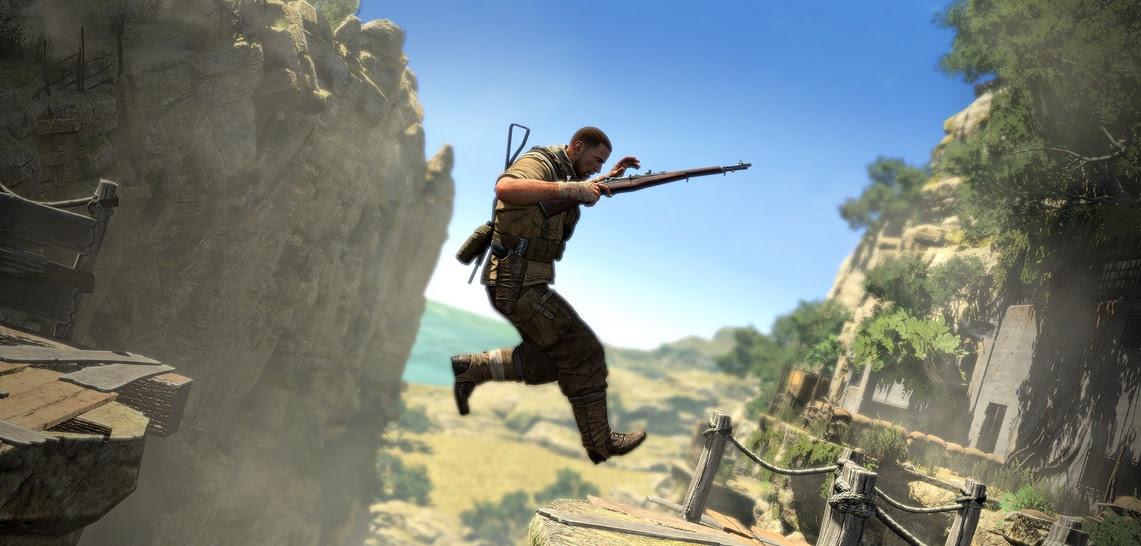 Sniper Elite 4 הוכרז באופן רשמי ויגיע בהמשך השנה הקרובה!