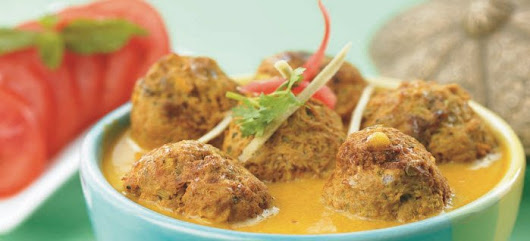 Meatball Curry Recipe - Elephant Atta
