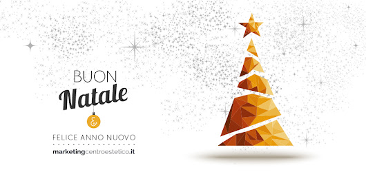 Auguri di Natale Estetiste da Marketing Centro Estetico
