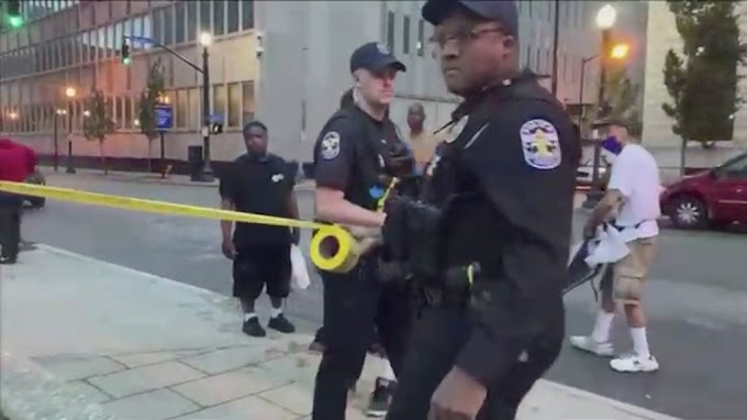 TREND ESSENCE: Louisville protester suspected in deadly shooting had been involved in 'multiple disturbances' beforehand, activists say