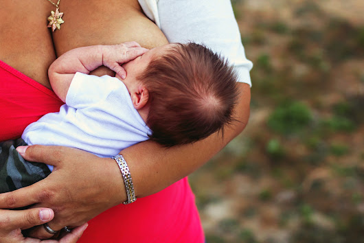 Don't Like Public Breastfeeding? Keep It to Yourself or You Could Be Fined
