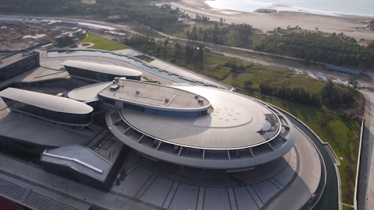 A Company Spent $97 Million to Make Its Headquarters a Star Trek Tribute