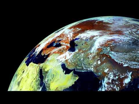 Perierga.gr - H εναλλαγή μέρας-νύχτας από το Διάστημαeri