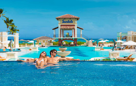 Win A Romantic Getaway At A Sandals Resort - Win A Trip