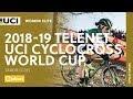 Vídeo de la Copa del Mundo de ciclocross femenina de Tabor 2018