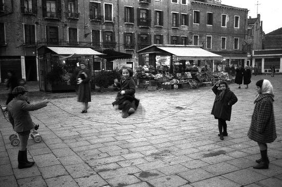 9.Gianni Berengo Gardin Venezia 1958