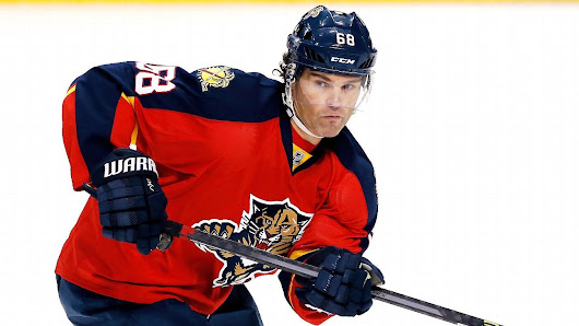 NHL -- Jaromir Jagr is defying age