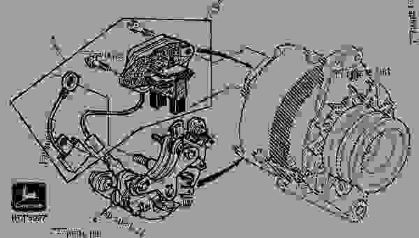 Wiring Diagram: 33 John Deere 260 Skid Steer Wiring Diagram