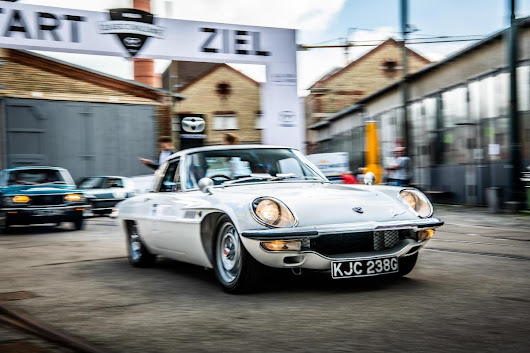 Mazda Cosmo: an unexplored universe of rotary-engined exotica | Autoclassics.com