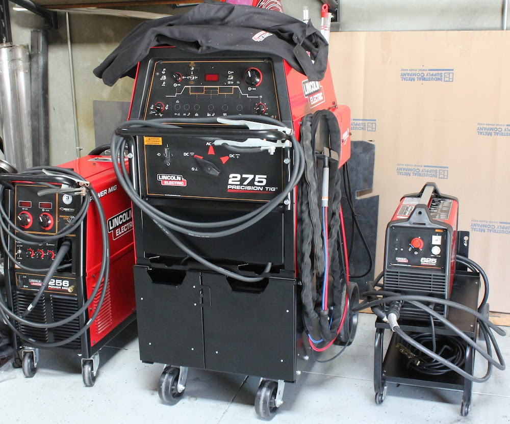 Buying Your First Lincoln Electric Welder - A Rite of ...