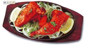 الدجاج على الطريقة الهندية او التندورى