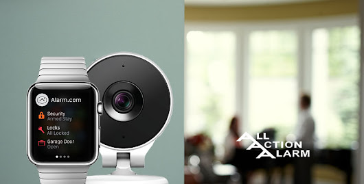 Smart Security Cameras for Home Security Newcomers - All Action Alarm