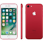Apple iPhone 7 128GB Red GSM Unlocked (AT&T / T-Mobile) Smartphone