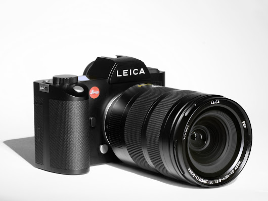 Studio tests and samples: Leica SL