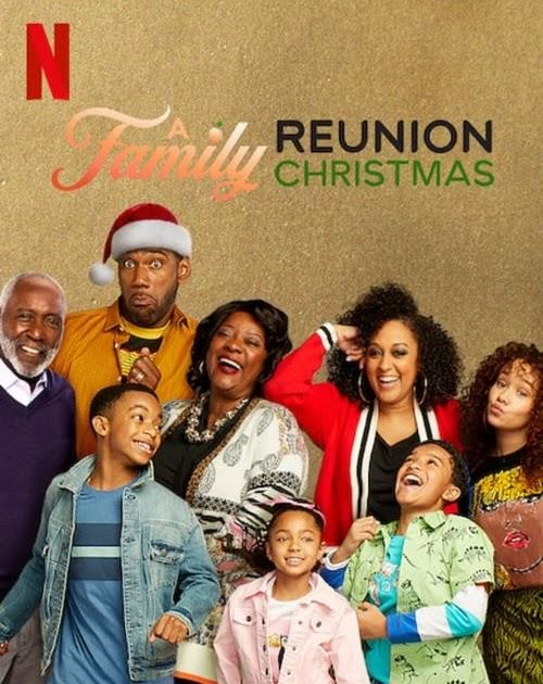Ver A Family Reunion Christmas Película 2019 Subtitulada en Español