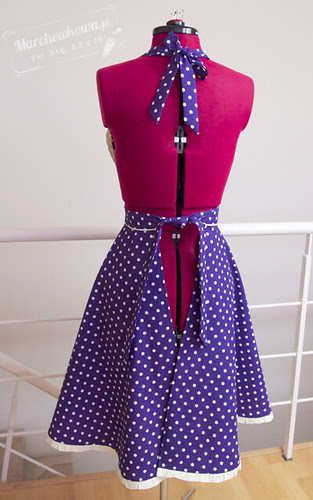 Retro Apron (made by me)