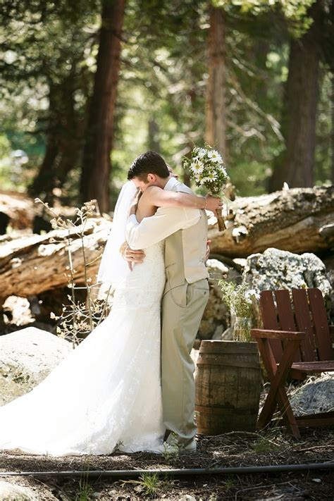 rustic wedding  big bear california rustic wedding chic