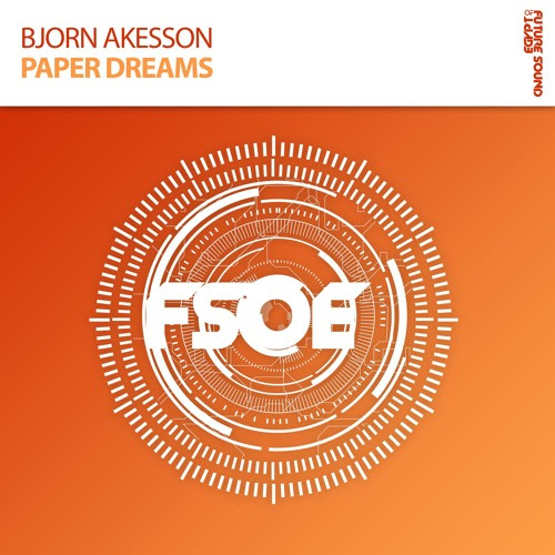 Bjorn Akesson - Paper Dreams by Bjorn Akesson