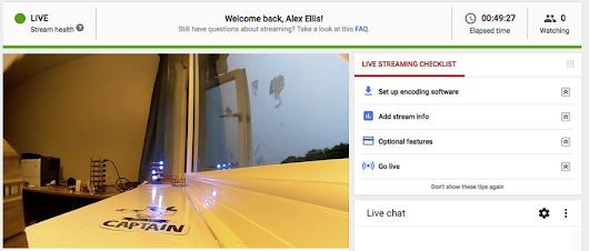 Live Stream to YouTube with your Raspberry Pi and Docker #piday #raspberrypi @Raspberry_Pi