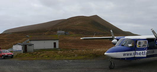 Serving Sumburgh Airport and the Shetland Isles - NATS Blog