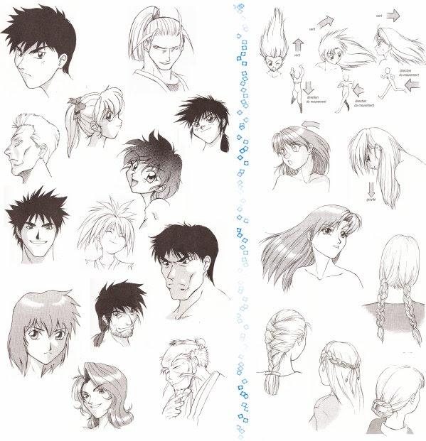 Coupe De Cheveux Manga Fille Prosperie Robyn Blog