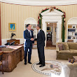 Photo: Obama and Romney Meet in Oval Office