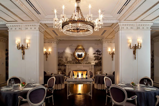 Chow Down Thomas Jefferson-Style at DC's Plume Restaurant