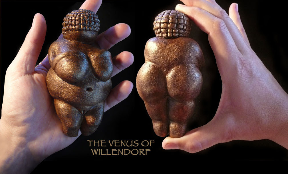 Resultado de imagen de Venus de Willendorf