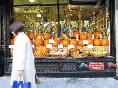Pumpkins, NYC