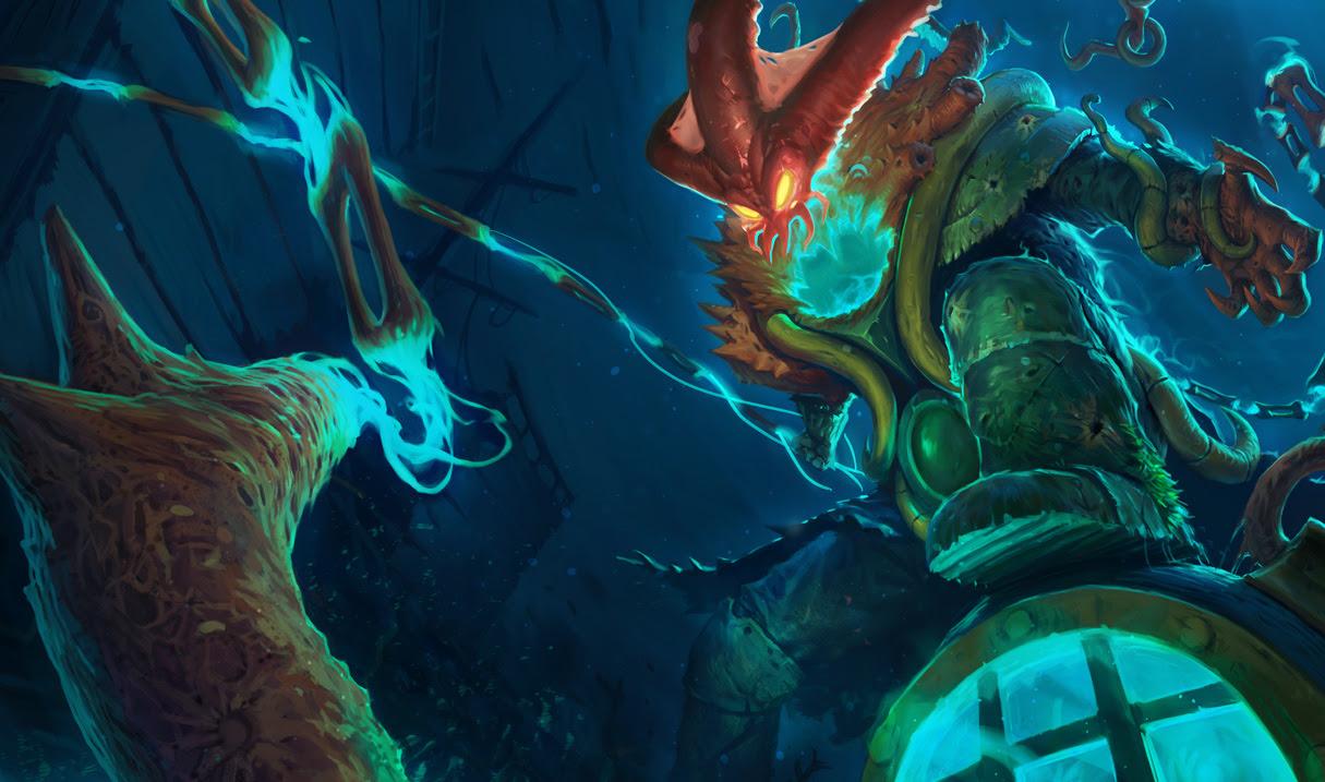 Thresh League Of Legends Wallpapers