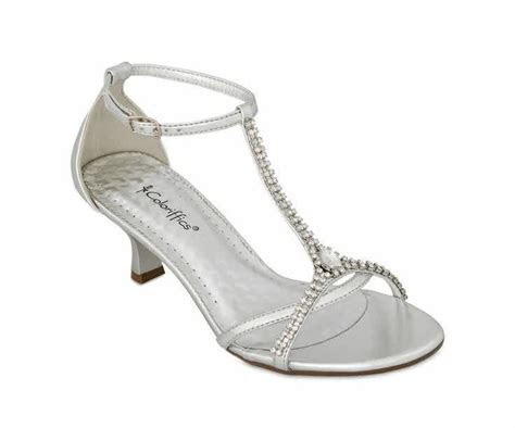 Discover Latest Silver Prom Shoes 2015   wedding and