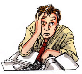 10 Tips Atasi Stress di Pejabat!