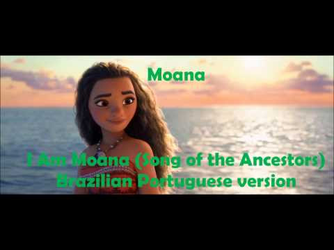 Download Moana Vaiana I Am Moana Br Portuguese Version By Any Gabrielly With Lyrics.mp3 » Palco do MP3