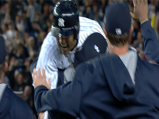 Video Highlights & Clips - YESNetwork.com | Jeter's walk-off single wins his Bronx finale - Video