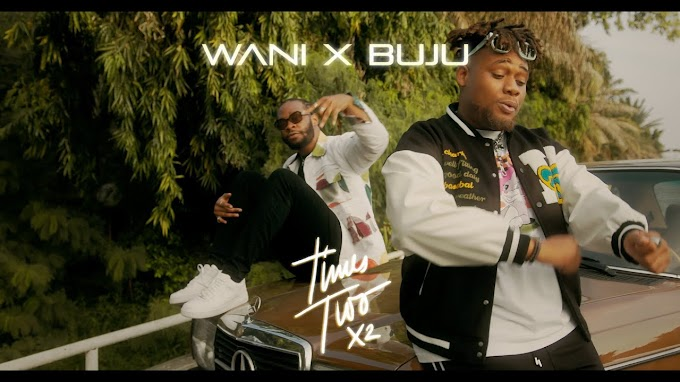 VIDEO: WANI & Buju deliver the visuals for 'Times Two'
