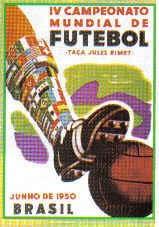 A História das Copas - 1950